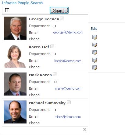 People Search Pro full screenshot